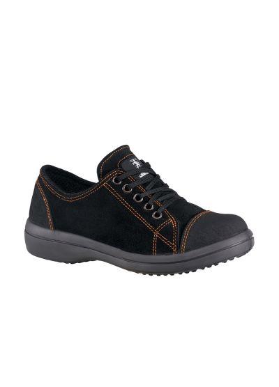 VITAMINE LOW NOIR S2 SRC ESD women's safety shoe