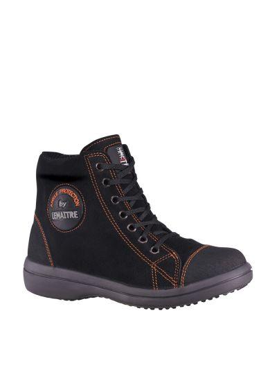VITAMINE HIGH NOIR S3 SRC women's safety shoe
