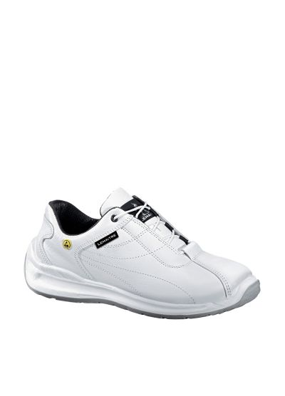 ESD Leather safety shoe WHITESPORTY S2 CI ESD