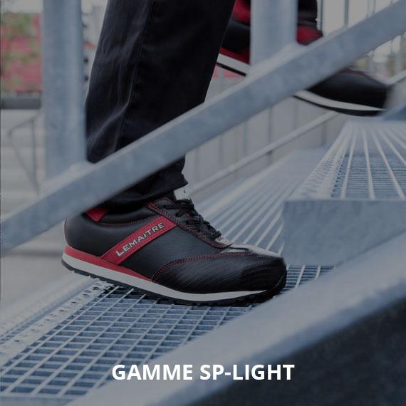meilleur site web 4961a d6456 Lemaitre Sécurité, Fabricant de chaussures de sécurité